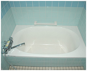 広い浴槽に生まれ変わり