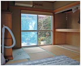 六畳の和室を洋室にしたい