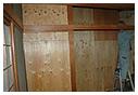木造住宅耐震補強工事